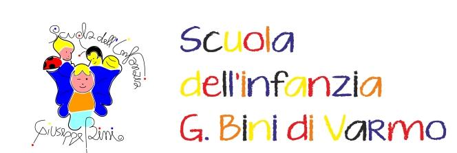 Scuola Materna G. Bini – Varmo logo