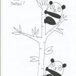 Disegni - i panda