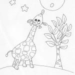 La giraffa Raffaella